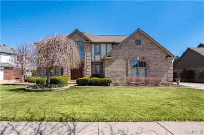 43598 Riverway Dr, Clinton Twp, MI 48038 - MLS#: 219035378