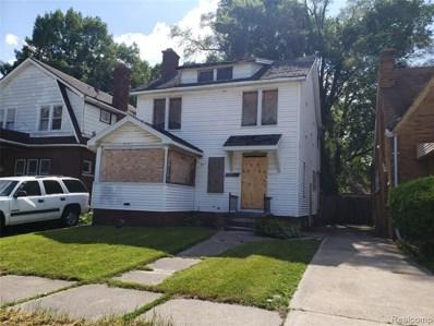 16611 Lawton Street, Detroit, MI 48221 - MLS#: 219035463