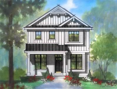 3801 Royal Avenue, Berkley, MI 48072 - MLS#: 219035575