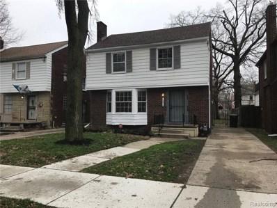 16610 Greenlawn Street, Detroit, MI 48221 - MLS#: 219035827