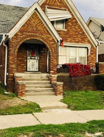 6862 Rutland Street, Detroit, MI 48228 - MLS#: 219036065