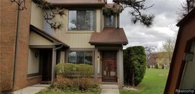 1500 Meadow Side, Rochester Hills, MI 48307 - MLS#: 219036083