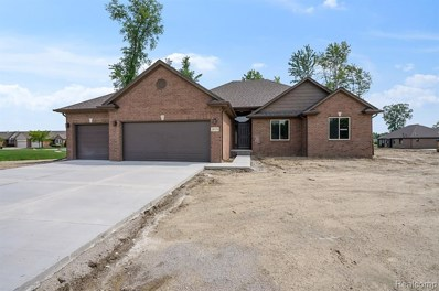 28359 Cotton Road, Chesterfield Twp, MI 48047 - MLS#: 219036629