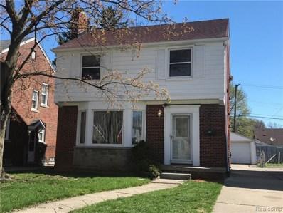 4386 Harvard Road, Detroit, MI 48224 - MLS#: 219036829