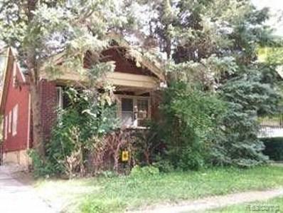 9358 Pinehurst Street, Detroit, MI 48204 - MLS#: 219036994
