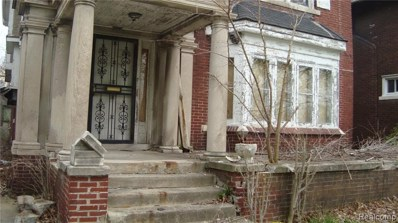 4514 Burns Street, Detroit, MI 48214 - MLS#: 219037114