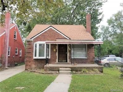 7751 Fielding Street, Detroit, MI 48228 - MLS#: 219037364