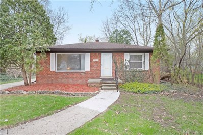 15545 W 14 Mile Road, Beverly Hills Vlg, MI 48025 - MLS#: 219037808