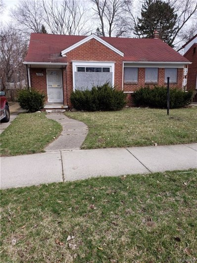 19630 Riverview, Detroit, MI 48219 - MLS#: 219038124