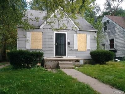 19422 Prevost Street, Detroit, MI 48235 - MLS#: 219038134