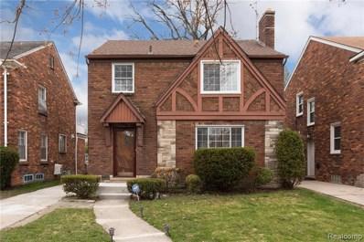 5769 Harvard Road, Detroit, MI 48224 - MLS#: 219038683
