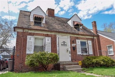 19165 Rutherford Street, Detroit, MI 48235 - MLS#: 219038767