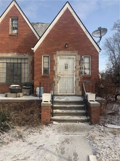 8764 Orangelawn Street, Detroit, MI 48204 - MLS#: 219039031