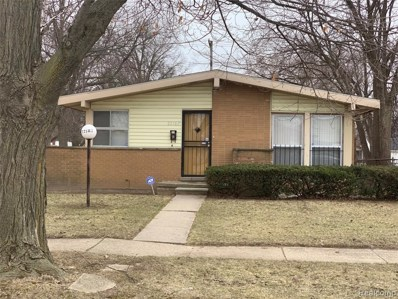 22183 Hessel Avenue, Detroit, MI 48219 - MLS#: 219039356