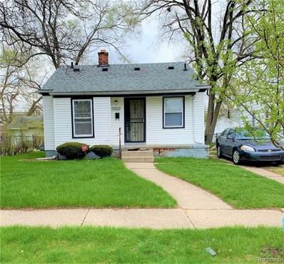 19500 Trinity Street, Detroit, MI 48219 - MLS#: 219039752