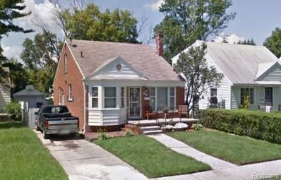 8259 Piedmont Street, Detroit, MI 48228 - MLS#: 219039791