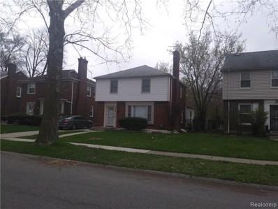 16708 Avon Avenue, Detroit, MI 48219 - MLS#: 219040409