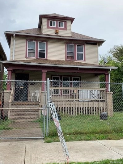 5406 Iroquois Street, Detroit, MI 48213 - MLS#: 219040577