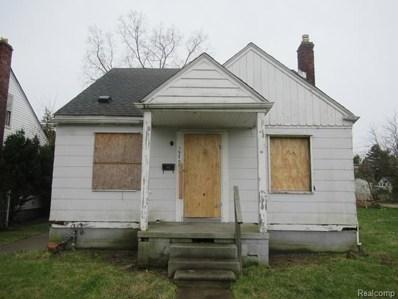 15700 Novara Street, Detroit, MI 48205 - MLS#: 219040890