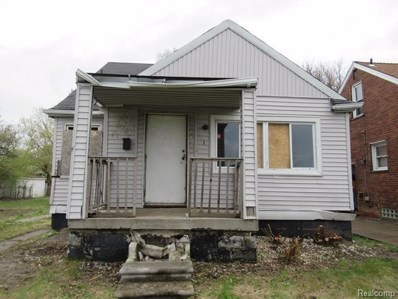 9317 Birwood Street, Detroit, MI 48204 - MLS#: 219040902
