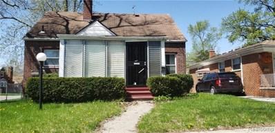 19403 Mansfield Street, Detroit, MI 48235 - MLS#: 219041188