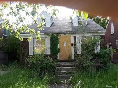 9923 Rutland Street, Detroit, MI 48227 - MLS#: 219041498