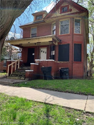 1747 Canton Street, Detroit, MI 48207 - MLS#: 219042128