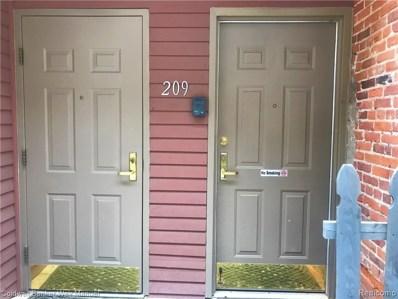 209 N Main Street, Ann Arbor, MI 48104 - MLS#: 219042819
