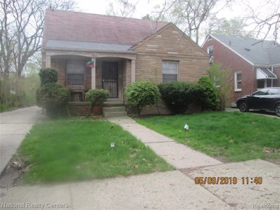 18662 Blackmoor Street, Detroit, MI 48234 - MLS#: 219043185