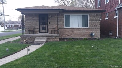 20101 Freeland Street, Detroit, MI 48235 - MLS#: 219043531