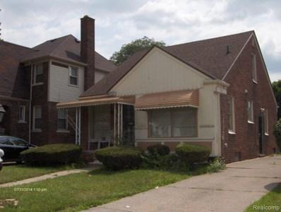 11046 Kenmoor Street, Detroit, MI 48205 - MLS#: 219044203