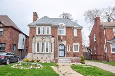 18034 Kentucky Street, Detroit, MI 48221 - MLS#: 219044506