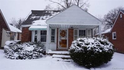 8411 Warwick Street, Detroit, MI 48228 - MLS#: 219044574
