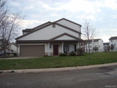 262 Oak Ridge Drive, Pontiac, MI 48341 - MLS#: 219044629