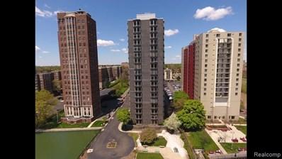8200 E Jefferson Avenue UNIT 1507, Detroit, MI 48214 - MLS#: 219044983
