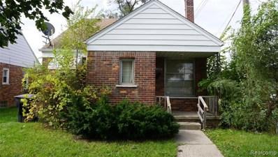 16889 Saint Marys Street, Detroit, MI 48235 - MLS#: 219045278