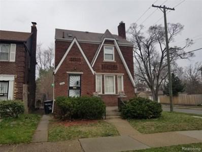 16261 Birwood Street, Detroit, MI 48221 - MLS#: 219045311