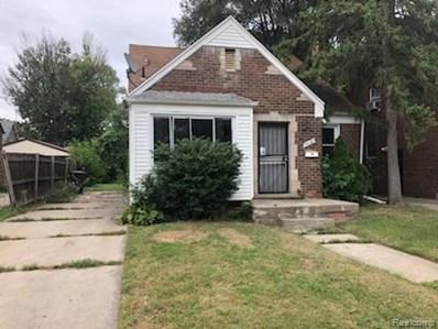 14136 Mettetal Street, Detroit, MI 48227 - MLS#: 219045378