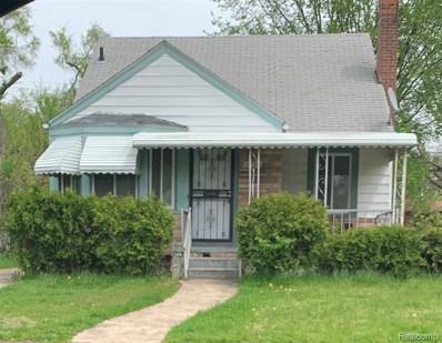 19974 Pinehurst Street, Detroit, MI 48221 - MLS#: 219045438