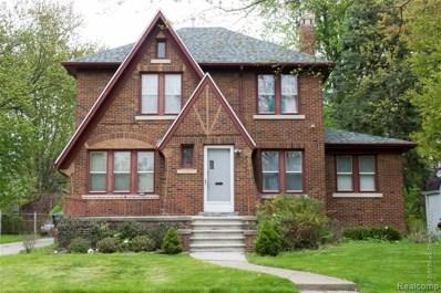 14550 Warwick Street, Detroit, MI 48223 - MLS#: 219045712