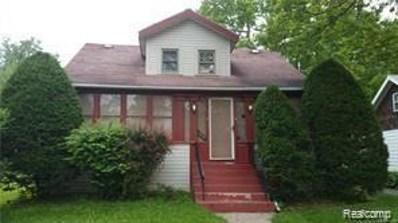 21444 Pickford Street, Detroit, MI 48219 - MLS#: 219046120