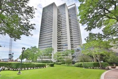 300 Riverfront Drive UNIT 15E, Detroit, MI 48226 - MLS#: 219046481