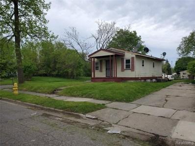 574 Highland Avenue, Pontiac, MI 48341 - MLS#: 219046675