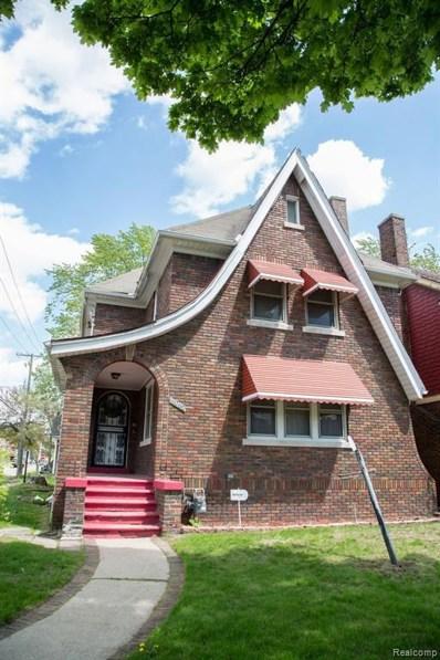 16260 Wildemere Street, Detroit, MI 48221 - MLS#: 219046729