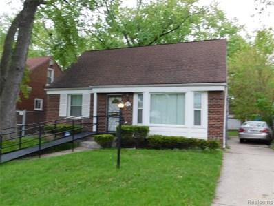 19420 Burt Road, Detroit, MI 48219 - MLS#: 219047180