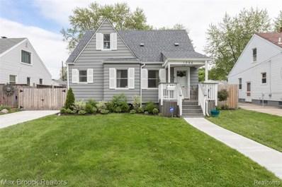 1944 Bacon Avenue, Berkley, MI 48072 - MLS#: 219047557