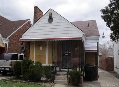 18258 Mendota Street, Detroit, MI 48221 - MLS#: 219047627