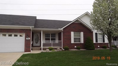 456 Harvard Drive UNIT 75, Romeo Vlg, MI 48065 - MLS#: 219047712