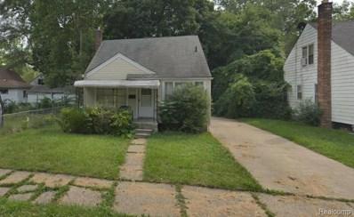 18434 Burgess, Detroit, MI 48219 - MLS#: 219048002