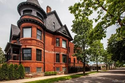 4304 Trumbull Street UNIT 5, Detroit, MI 48208 - MLS#: 219048089